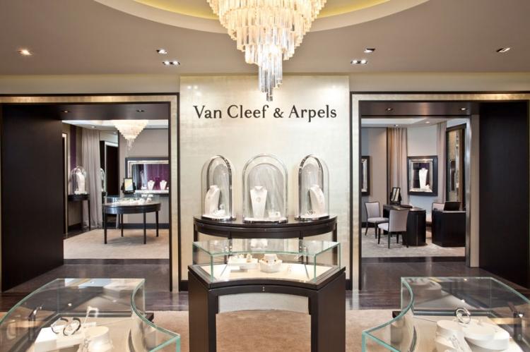 Van Cleef&Arples, Elle Decoration