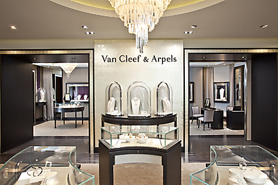 Van Cleef&Arples, Elle Decoration