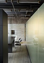 Офис архитектурной компании, архитектор Алексей Козырь, Elle Decoration