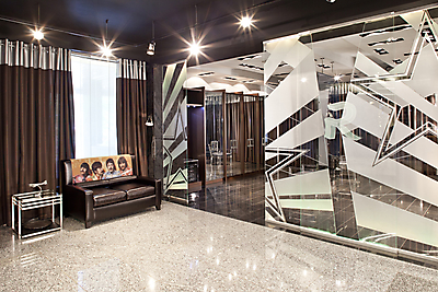 Офис кинокомпании R-Studios, архитектурное бюро GMD Company, Salon-interior