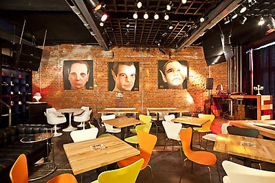 Клуб Cargo Bar, Elle Decoration