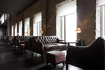 Ресторан Luch, Elle Decoration