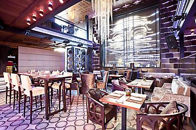 Ресторан Noa, Elle Decoration
